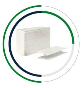 Interfold and Hand Towel Tissue