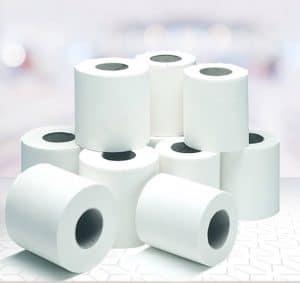 Maxi Rolls Tissues in UAE