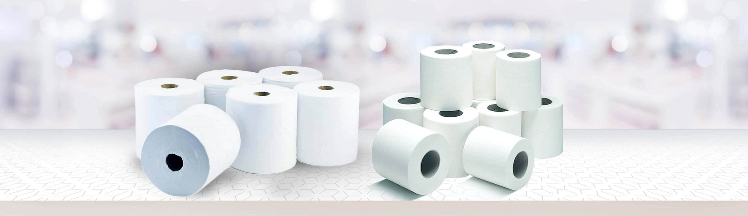 Maxi Tissue Rolls